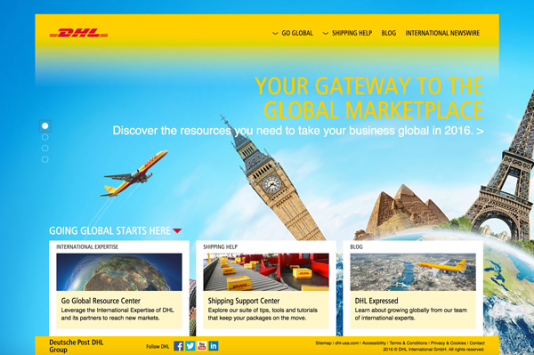 DHL - Go Global