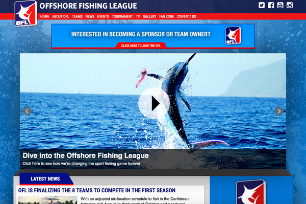 Offshore Fishing League